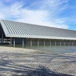 【佐川美術館】滋賀県の琵琶湖湖畔に建つ建築も見逃せない美術館