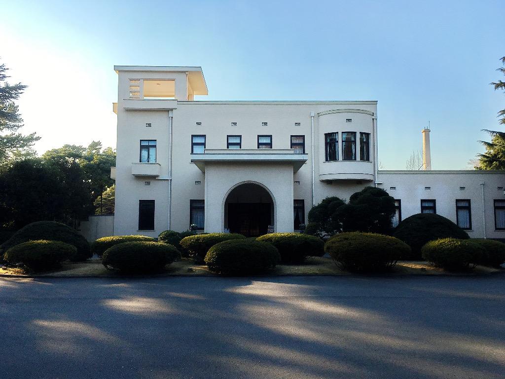 東京都庭園美術館 - アール・デコ建築の美術館