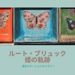 【ルート・ブリュック 蝶の軌跡】 東京ステーションギャラリー