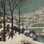 「雪中の狩人」ピーテル・ブリューゲル一世