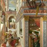 西洋絵画で聖書の物語を読む「聖エミディウスを伴う受胎告知」カルロ・クリヴェッリ