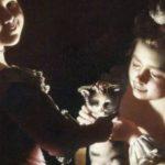 ジョセフ・ライト・オブ・ダービーが描く猫ー2月22日は猫の日です
