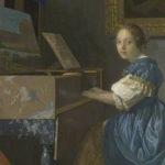 愛というテーマが潜む「ヴァージナルの前に座る女」ヨハネス・フェルメール