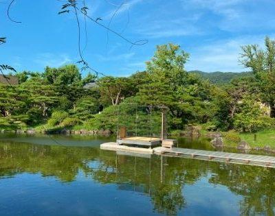 【硝子の茶室 聞鳥庵】京セラ美術館に行ってきました!